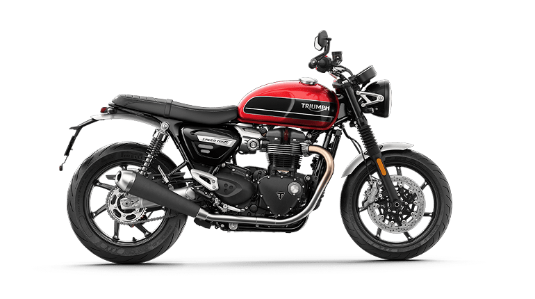 Speed Twin KOROSI RED